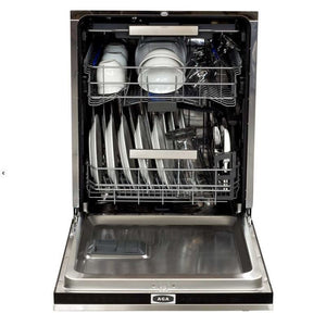 AGA Elise Dishwasher MATTE BLACK