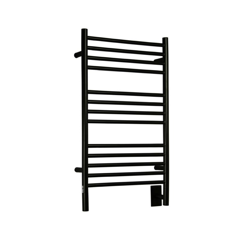 Amba C Straight 13 Bar Towel Warmer, Oil Rubbed Bronze