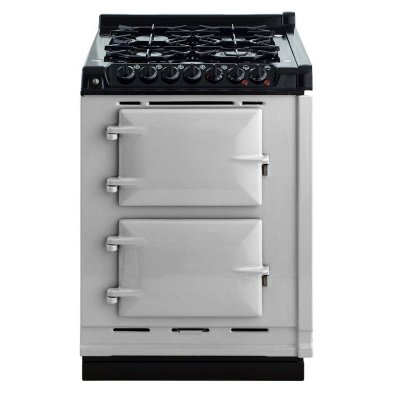 AGA Dual Fuel Module, Propane (LP) Gas Cooktop PEARL ASHES