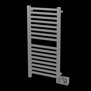 Amba Quadro Q-2042 16 Bar Towel Warmer, Brushed