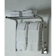 Load image into Gallery viewer, Amba M Shelf Straight 11 Bar Towel Warmer, Polished