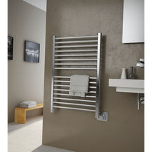 Load image into Gallery viewer, Amba Sirio S-2942 16 Bar Towel Warmer, Brushed