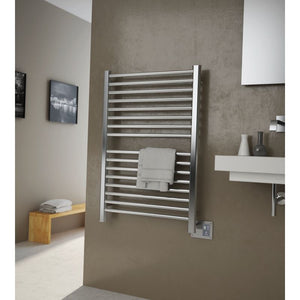 Amba Sirio S-2942 16 Bar Towel Warmer, Brushed