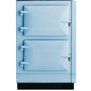 AGA Electric Hotcupboard with Induction Top DUCK EGG BLUE