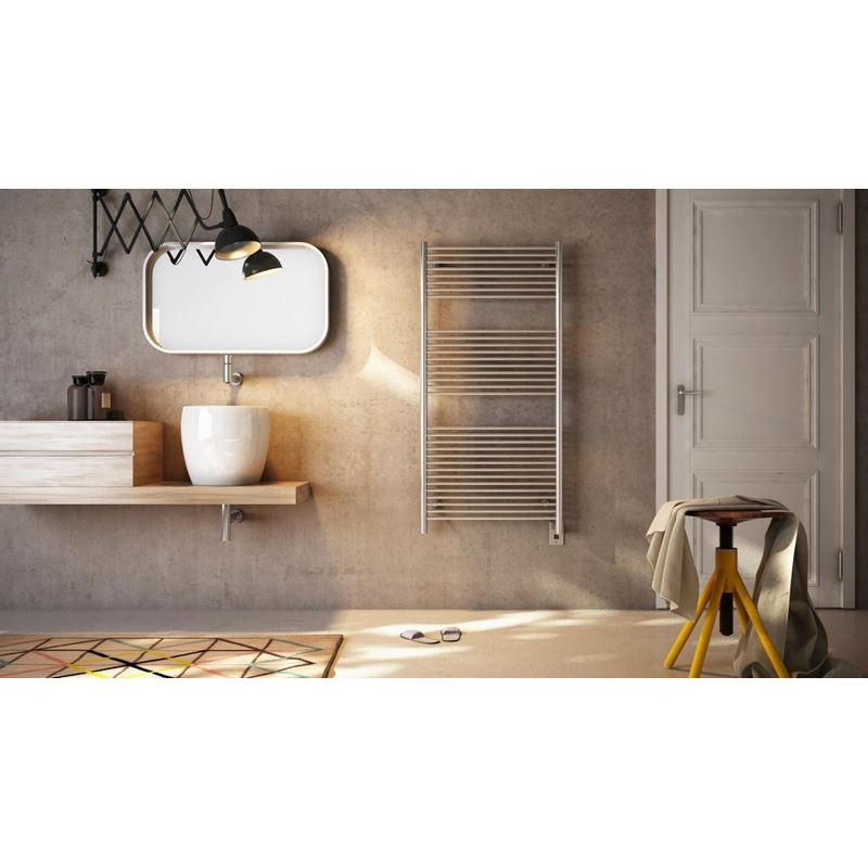Amba Antus A-2056 32 Bar Towel Warmer, Brushed