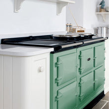 Load image into Gallery viewer, AGA Electric Hotcupboard with Warming Plate Top PISTACHIO