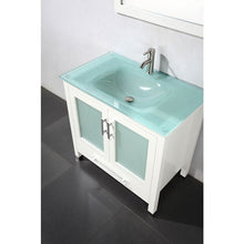 Load image into Gallery viewer, Adornus Amara Vanity, White, 36""