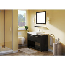 Load image into Gallery viewer, Bellaterra 48 In. Single Sink Vanity 804375A-48-BL