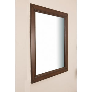 Bellaterra 30 In Mirror Sable Walnut