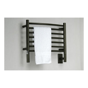 Amba H Curved 7 Bar Towel Warmer, Oil Rubbed Bronze