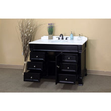 Load image into Gallery viewer, Bellaterra 50 In Single Sink Vanity Wood Espresso