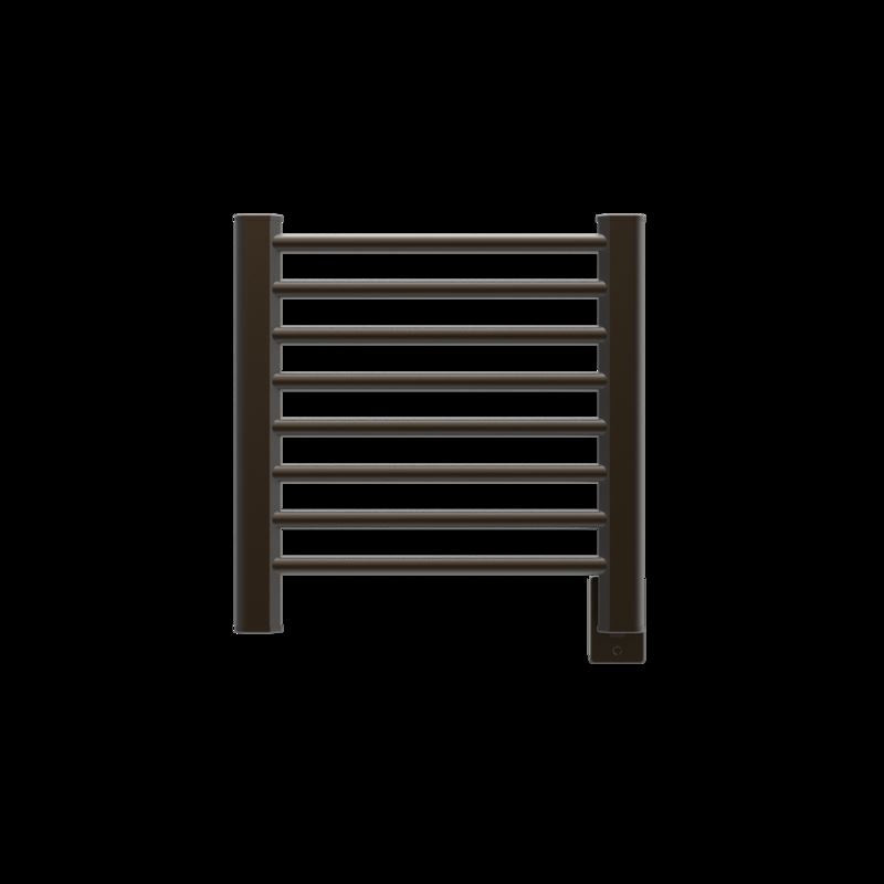Amba Sirio S-2121 8 Bar Towel Warmer, Oil Rubbed Bronze