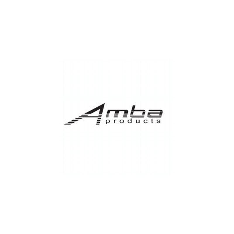 Amba Quadro Bracket Pack - Brushed