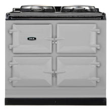 Load image into Gallery viewer, AGA Dual Control Cast Iron 3-Oven Dual Fuel Range PEARL ASHES
