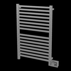 Amba Quadro Q-2842 16 Bar Towel Warmer, Brushed