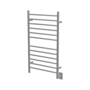 Amba Radiant Large Hardwired Straight 12 Bar Towel Warmer, Polished