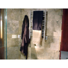 Load image into Gallery viewer, Amba C Straight 13 Bar Towel Warmer, Brushed