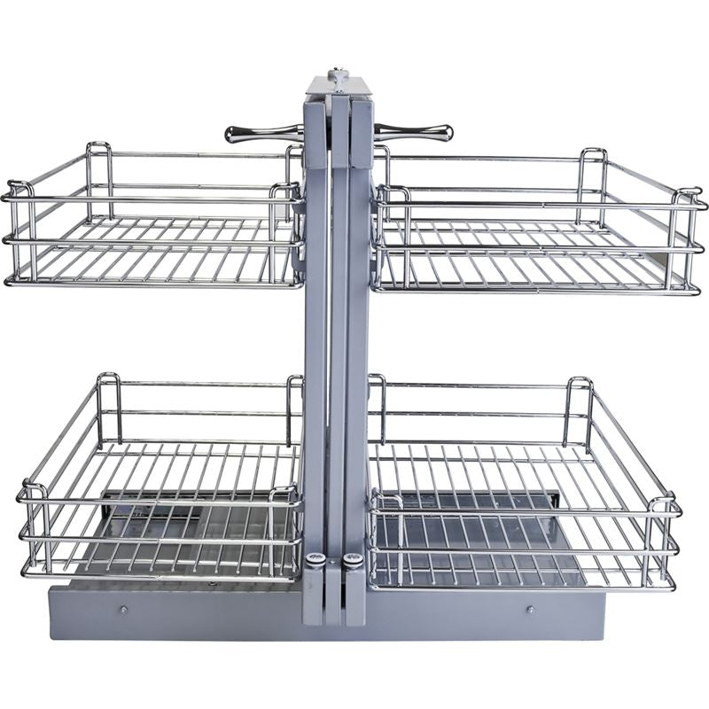 Blind Corner Universal Basket Pullout for 15-3/4