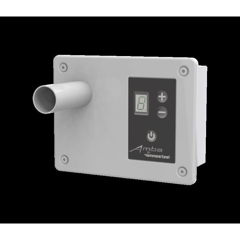 Amba Digital Heat Controller White