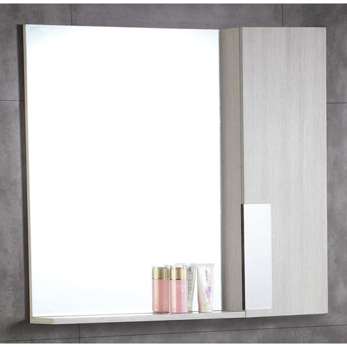 Bellaterra 32 In. Mirror Cabinet