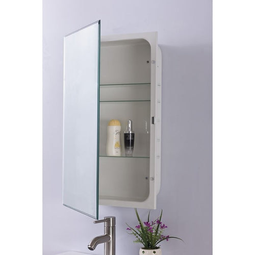 Bellaterra Mirrored Medicine Cabinet 808282-MC