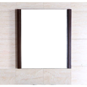Bellaterra Wood Frame Mirror 502001A-MIR-24