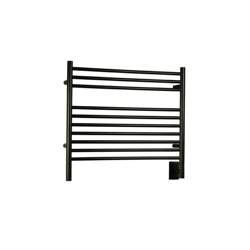 Amba K Straight 10 Bar Towel Warmer, Oil Rubbed Bronze
