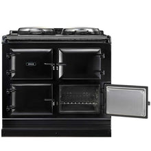 Load image into Gallery viewer, AGA Total Control Cast Iron 3-Oven Electric Range BLACK