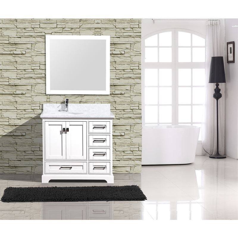 Adornus Cambridge White 36