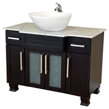 Load image into Gallery viewer, Bellaterra 40 In Single Sink Vanity Dark Mahogany 604023C
