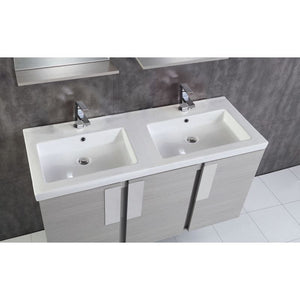 Bellaterra 48 In. Double Sink Vanity 500822-48D