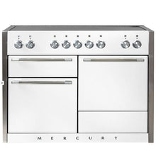"Load image into Gallery viewer, 48"" AGA Mercury Multiple Oven Induction Range WHITE"