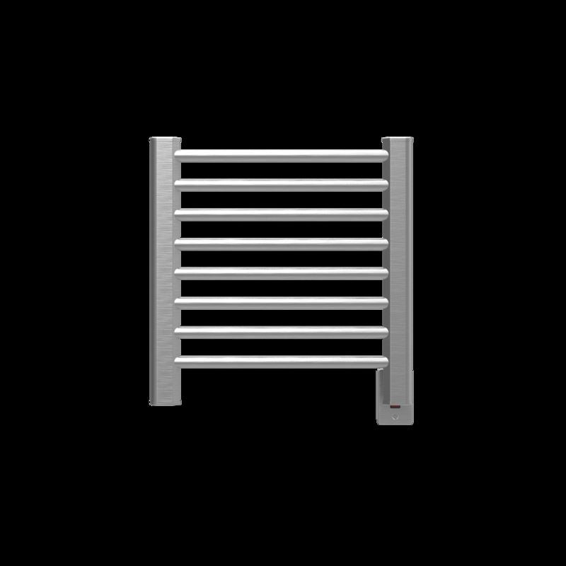 Amba Sirio S-2121 8 Bar Towel Warmer, Brushed