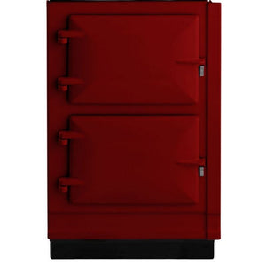 AGA Electric Hotcupboard with Induction Top CLARET