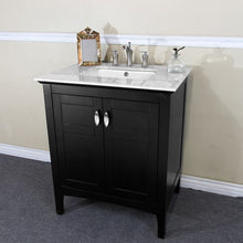 Load image into Gallery viewer, Bellaterra 29 In Single Sink Vanity Wood Espresso Cabinet Only 7613-ES
