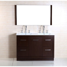 Load image into Gallery viewer, Bellaterra 48 Inch Double Sink Vanity 502001A-48D
