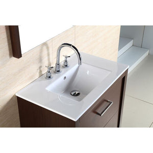 Bellaterra 30 Inch Single Sink Vanity 502001A-30