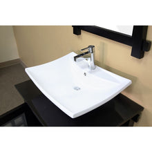 Load image into Gallery viewer, Bellaterra 30 In Single Sink Vanity Wood Black