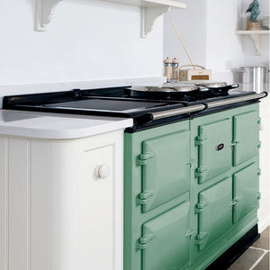 AGA Electric Hotcupboard with Warming Plate Top PEWTER