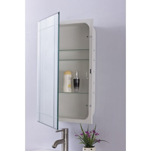Bellaterra Mirrored Medicine Cabinet 808283-MC