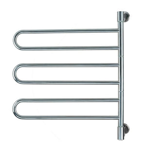 Amba Jill B003 6 Bar Towel Warmer, Brushed