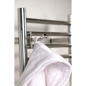 Amba Jeeves Bathrobe Hanger, Brushed