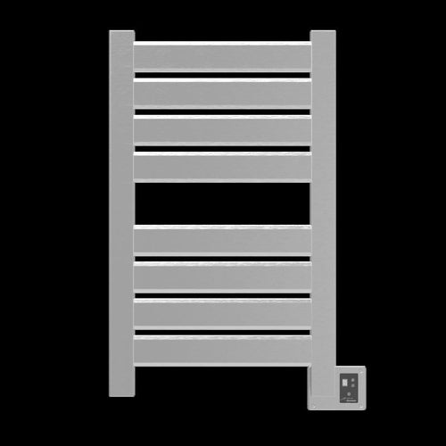 Amba Vega V-2338 8 Bar Towel Warmer, Brushed