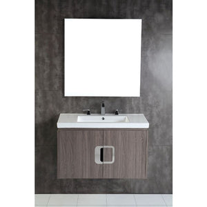 Bellaterra 36 In. Single Sink Vanity 500821-36