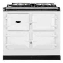 Load image into Gallery viewer, AGA Total Control Cast Iron 3-Oven Electric Range WHITE