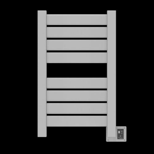 Amba Vega V-2338 8 Bar Towel Warmer, White