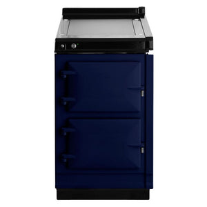 AGA Electric Hotcupboard with Warming Plate Top DARK BLUE