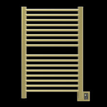 Load image into Gallery viewer, Amba Sirio S-2942 16 Bar Towel Warmer, Satin Brass