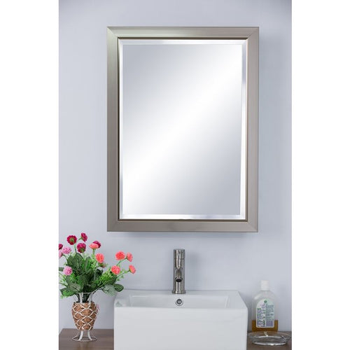 Bellaterra Mirrored Medicine Cabinet 808901-MC
