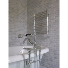 Load image into Gallery viewer, Amba E Straight 12 Bar Towel Warmer, Polished